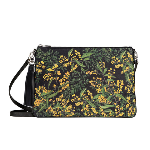Merita Clutch in Mimosa
