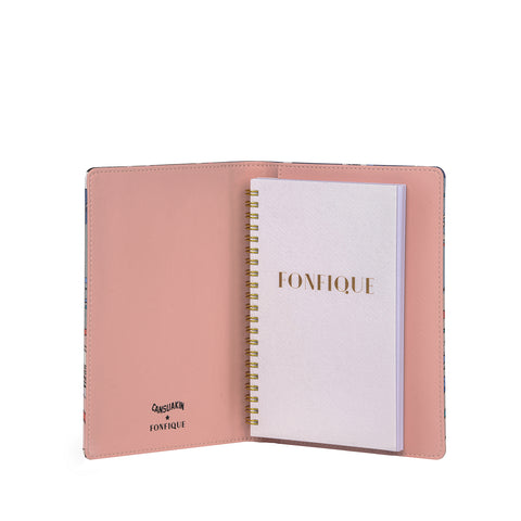 Nash Notepad in Pastel Cansu Akın X Fonfique