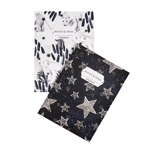 Journal Set of Star and Polar Bear