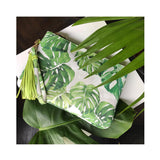 Dalida Clutch in Monstera
