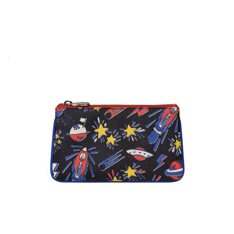 Lily Mini Clutch Black Cansu Akın X Fonfique