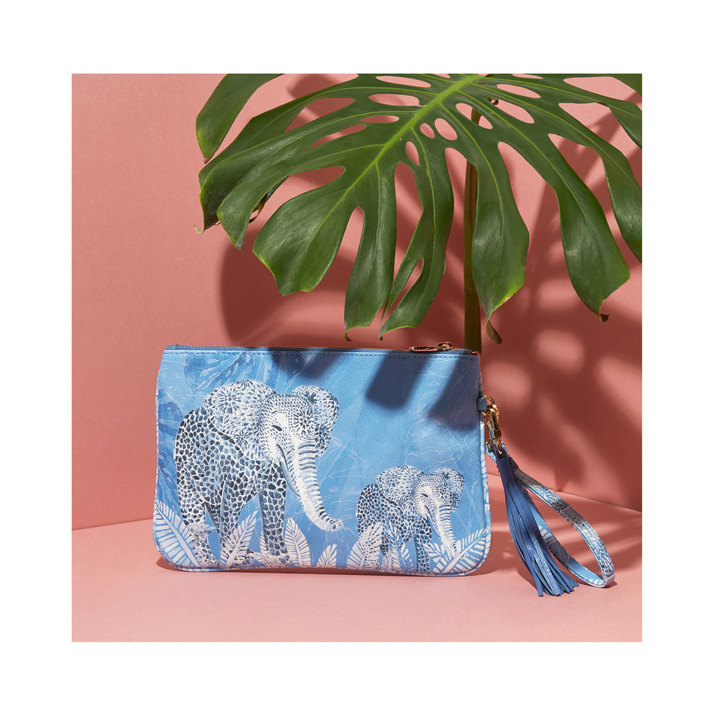 Dalida Clutch in Elephant