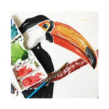 Dalida Clutch in Toucan