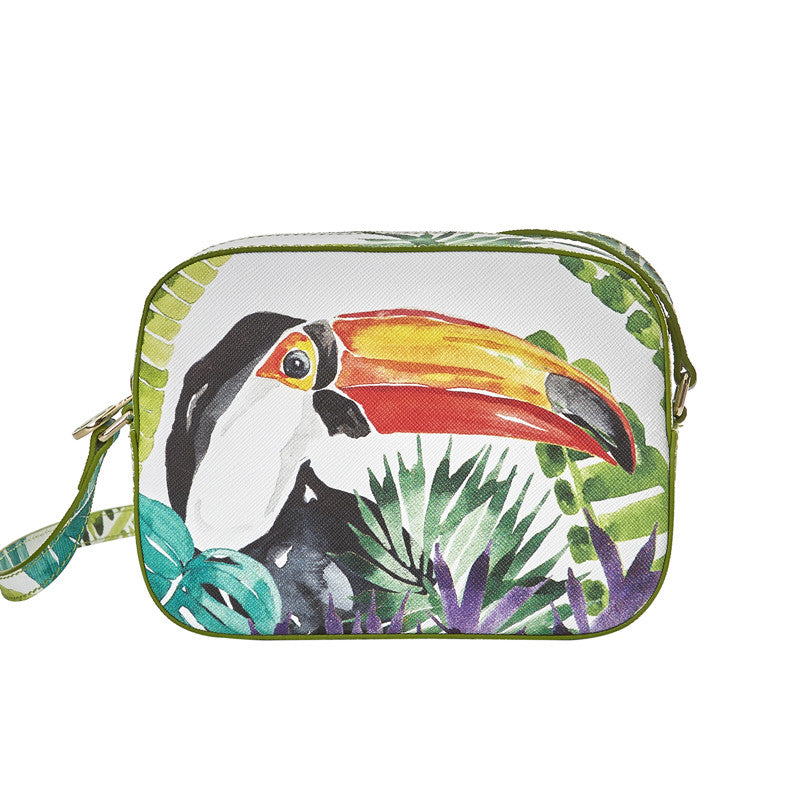 Navi Bag in Toucan