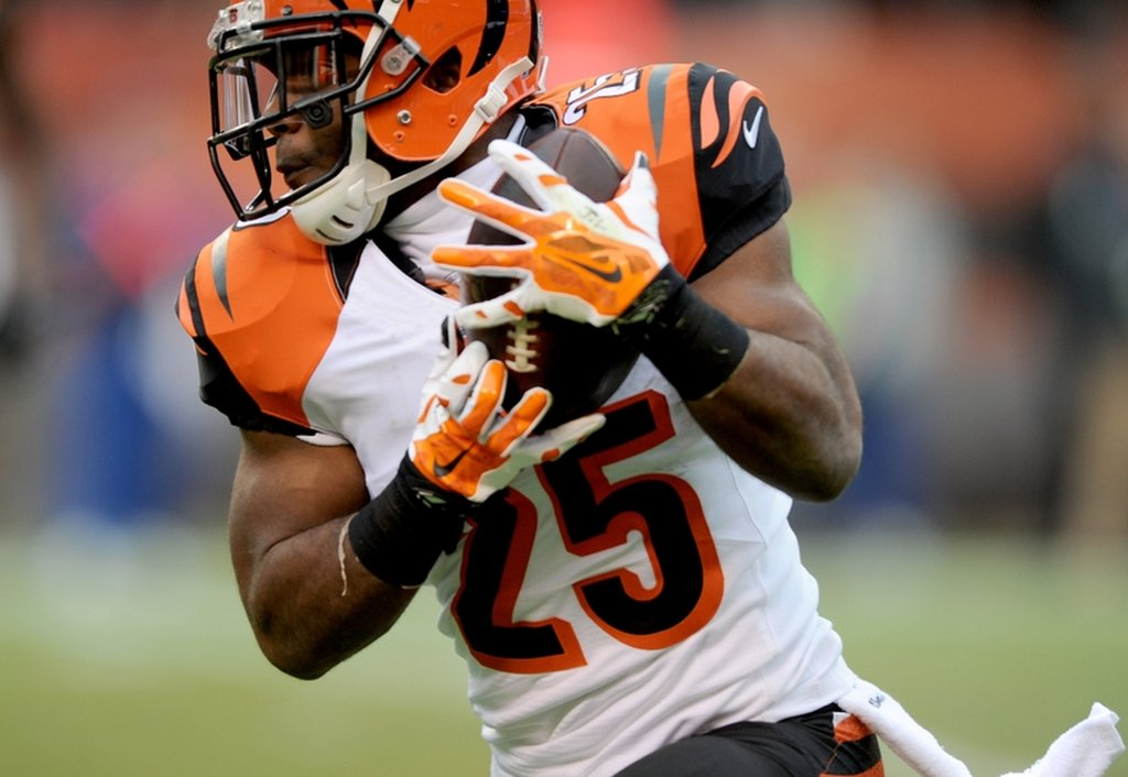 Practice Like You Play | Giovani Bernard