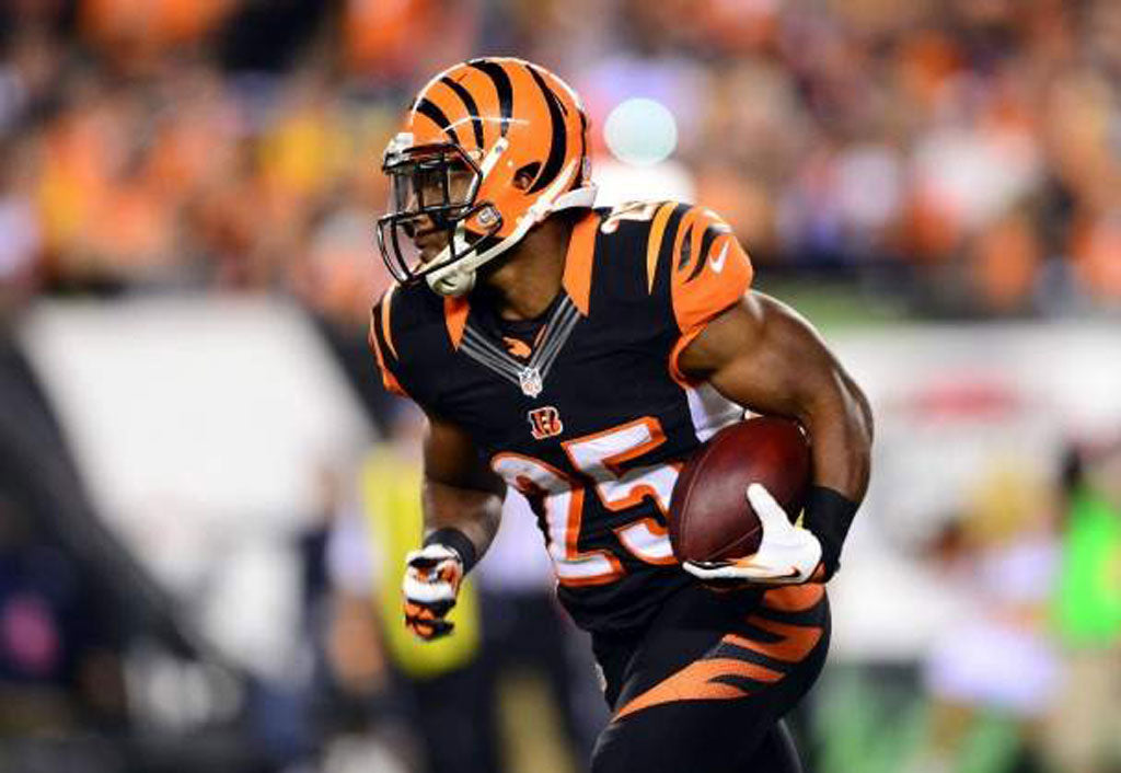Playing to Expectations | Giovani Bernard