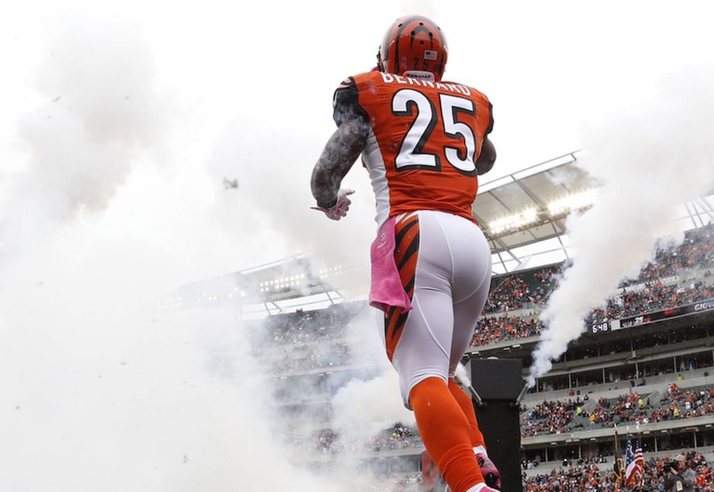 Multiple Bengals approaching career milestones | Giovani Bernard