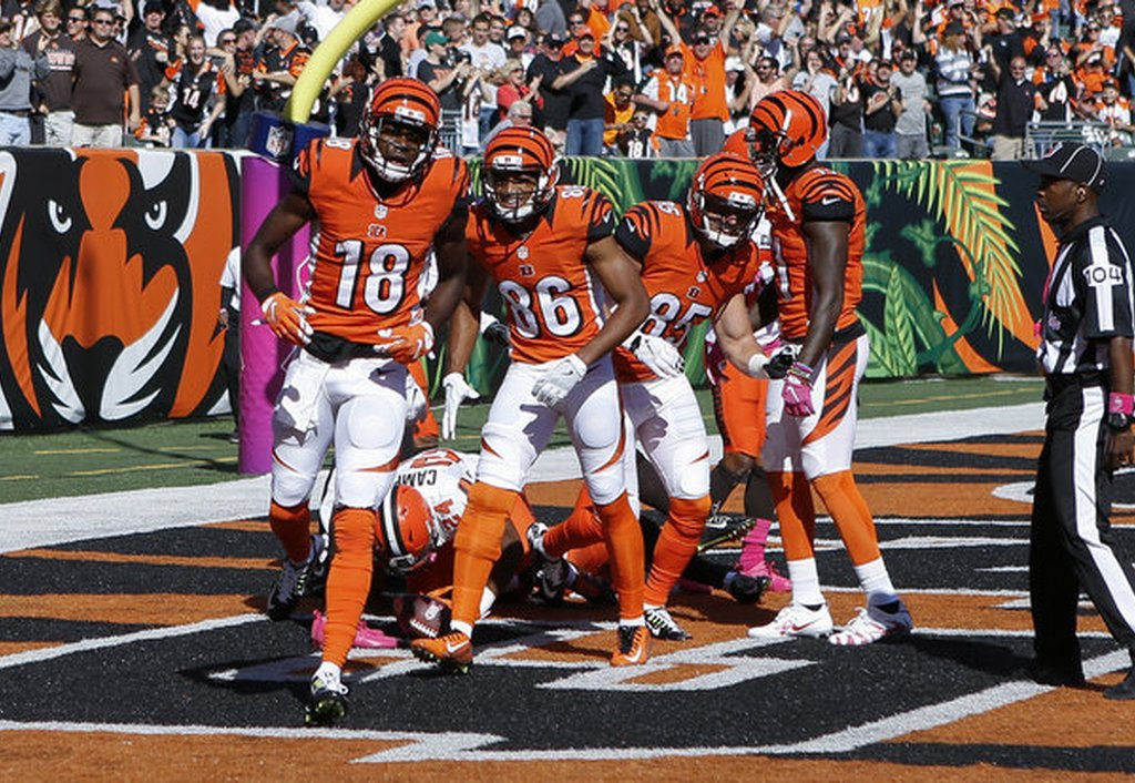 Bengals looking to continue tradition of success against Browns