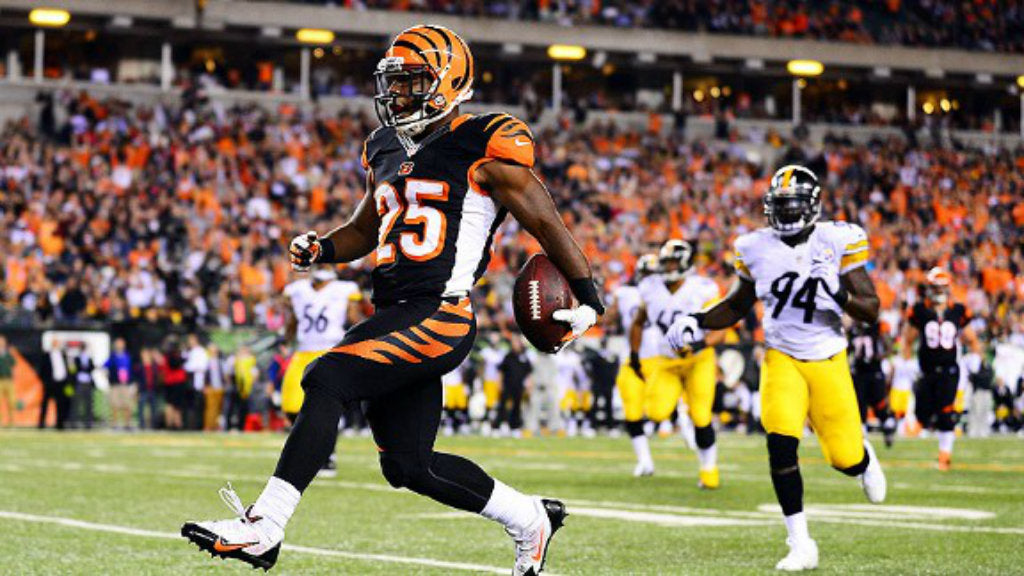 Giovani Bernard leads list of top 10 'satellite' backs | Giovani Bernard