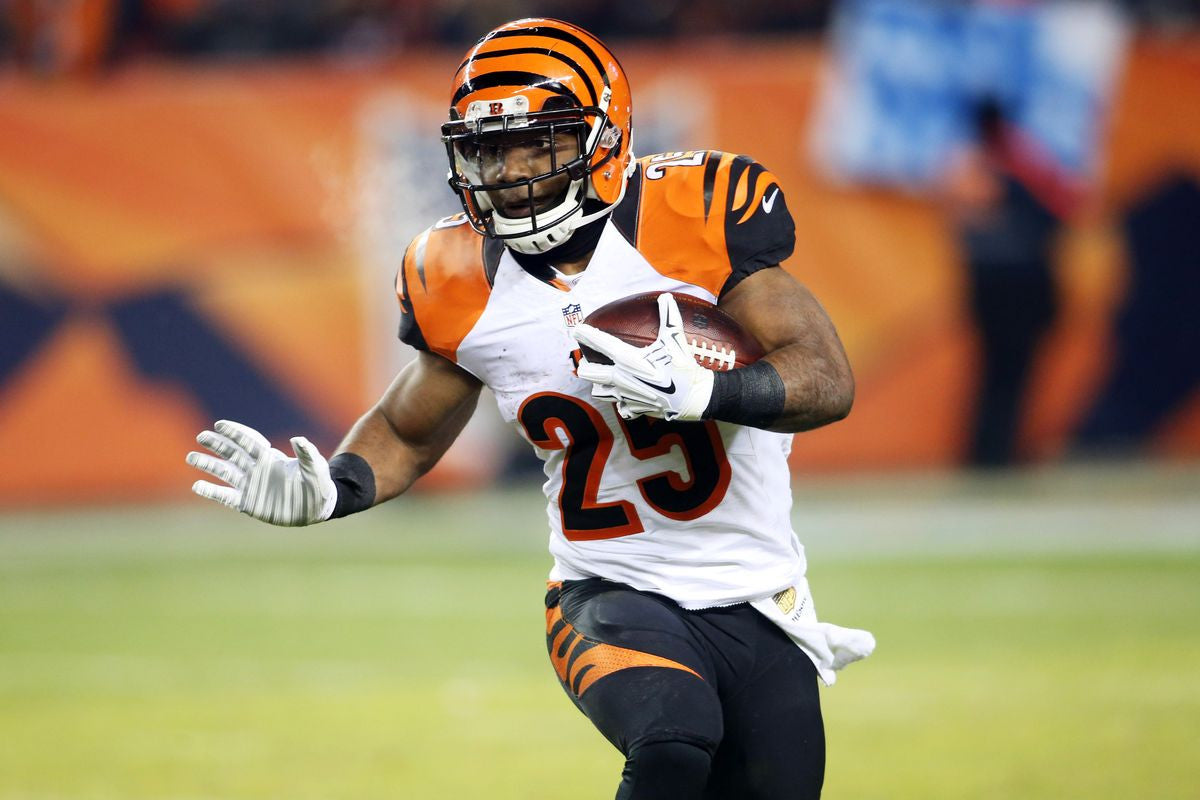 Giovani Bernard will be cleared for start of Bengals training camp