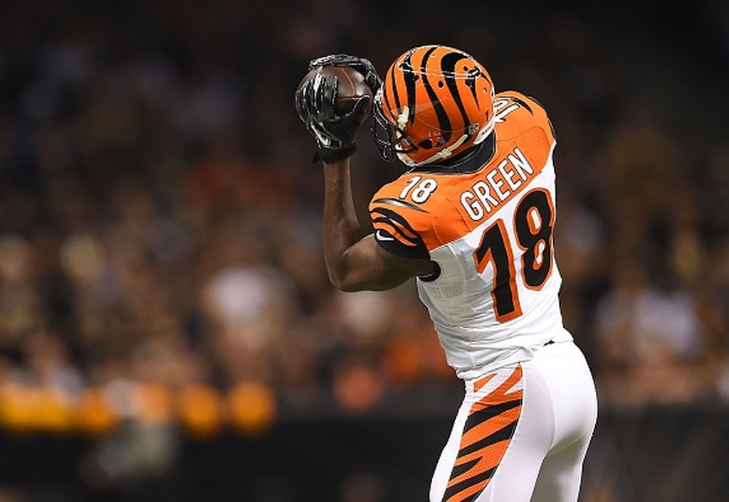 Green is an elite receiver and a huge part of Bengals' success