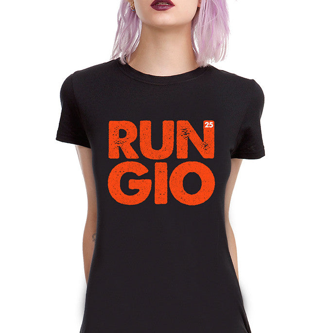 Run Gio Women's T-Shirt