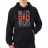 Run Gio Run Cincinnati Football Hoodie