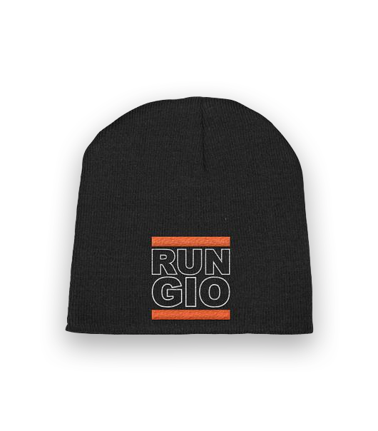 Run Gio Run Cincinnati Football Beanie