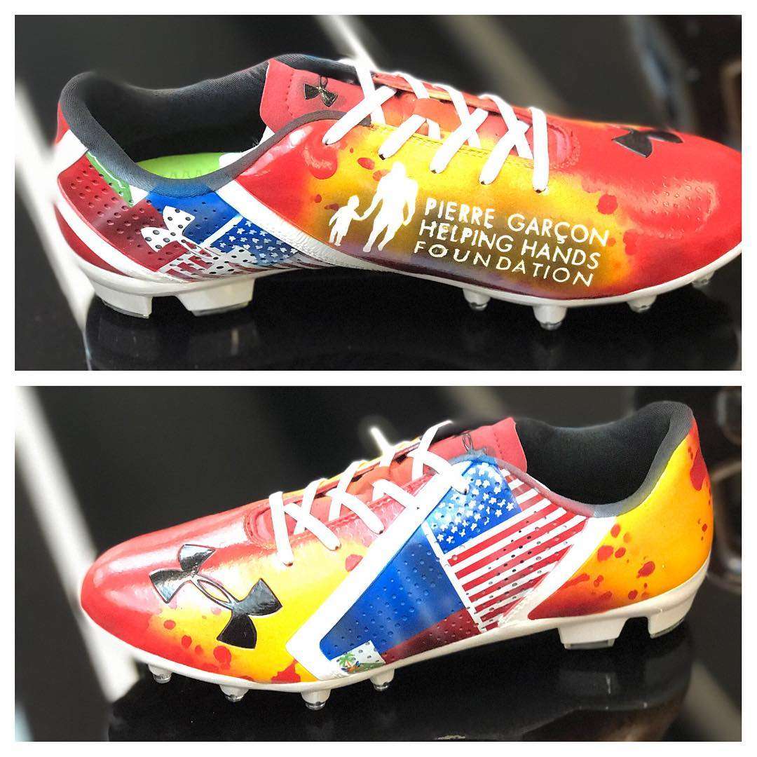 My Cause My Cleats With Pierre Garcon | Pierre Garcon
