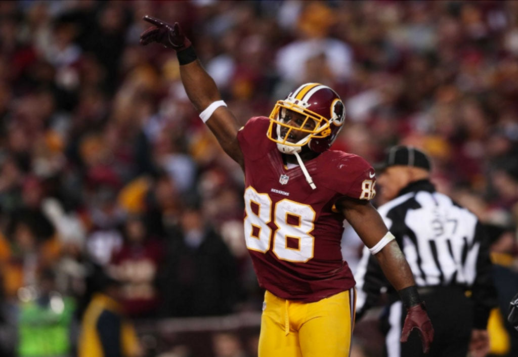 Praising Pierre Garcon because somebody should
