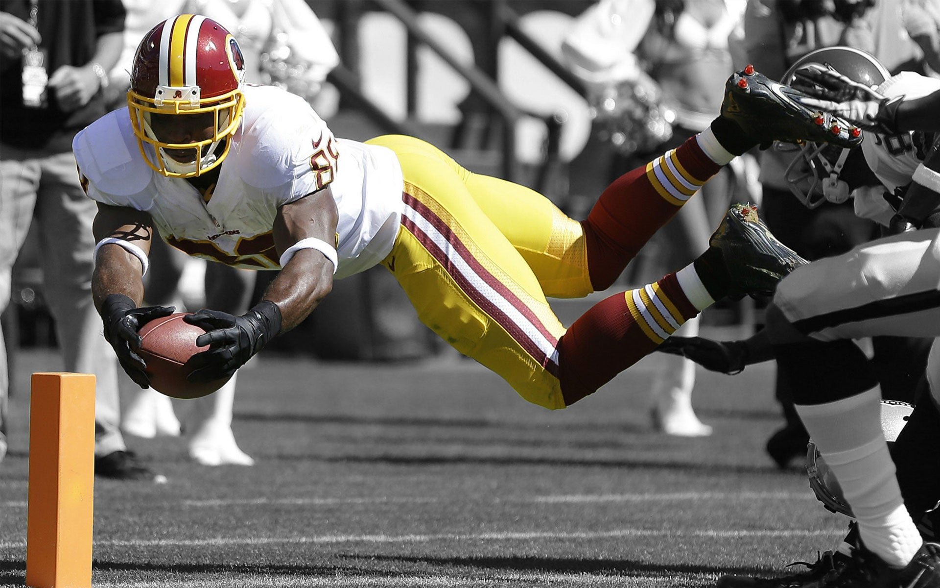 Pierre Garcon Washington Redskins pictures