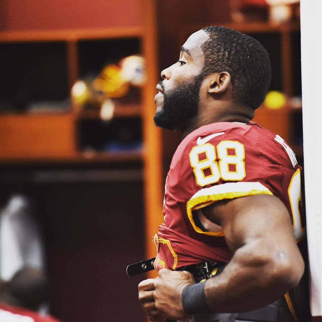 Three Redskins Receivers Could Hit 1,000-Yard Mark | Pierre Garcon