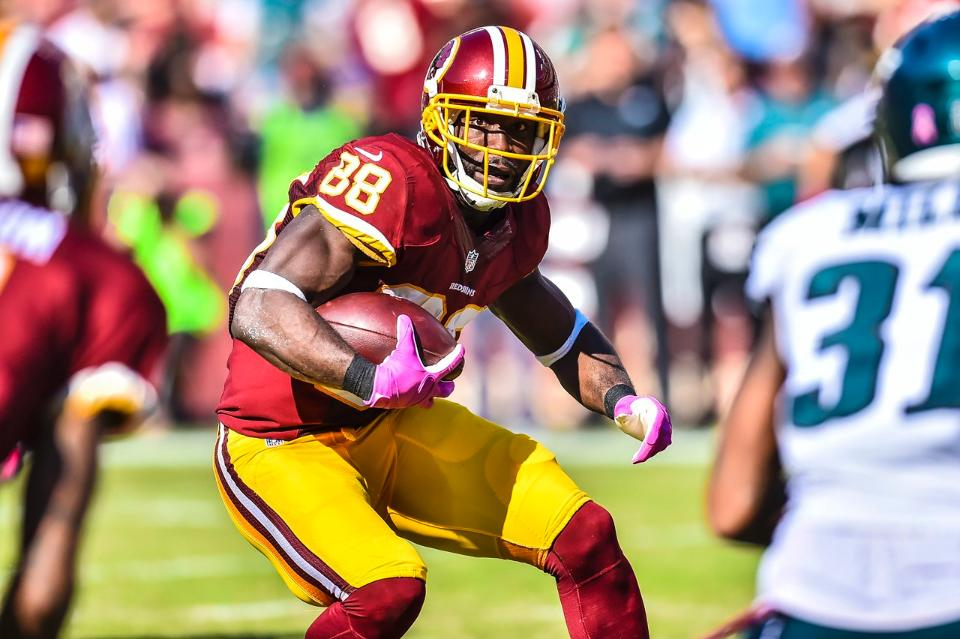 Pierre Garcon Addresses Free Agency | Pierre Garcon