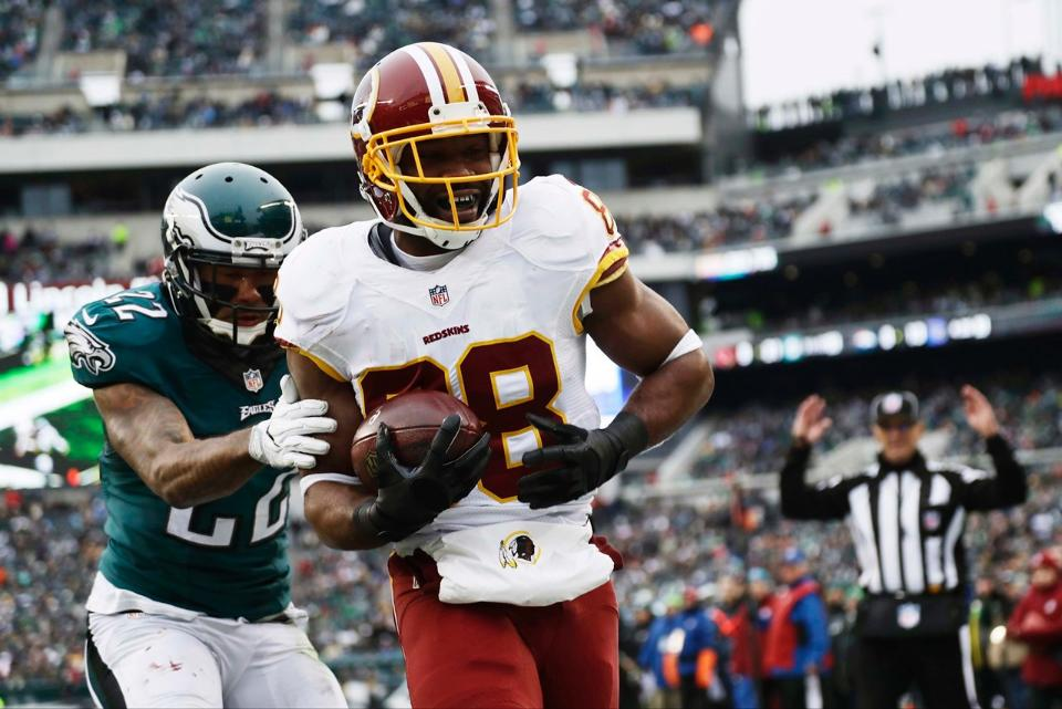 Garcon Tallies TD vs Eagles | Pierre Garcon