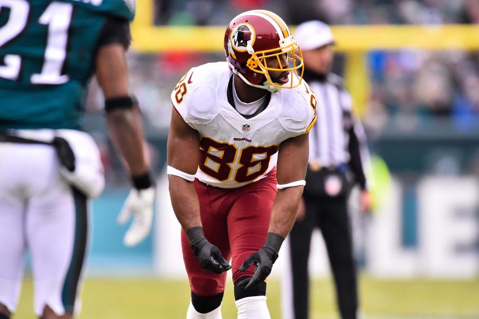 Sure-handed Garcon is Redskins' 'most consistent player' | Pierre Garcon
