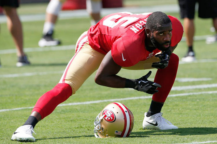 Garcon will be ready for offseason activities, Shanahan says | Pierre Garcon