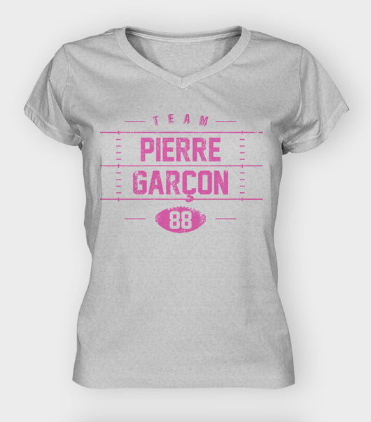 Team Pink V-Neck - Women's