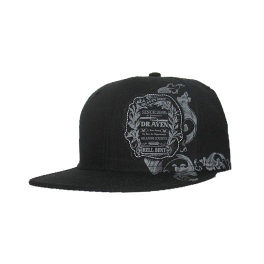 Hell Bent Black Draven Hat