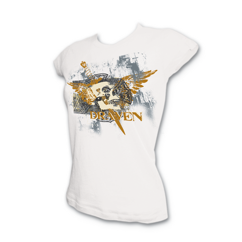 Draven Girls Sacred Icon T-Shirt