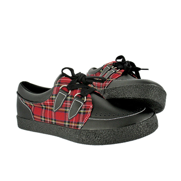 Tartan Red Plaid Creeper