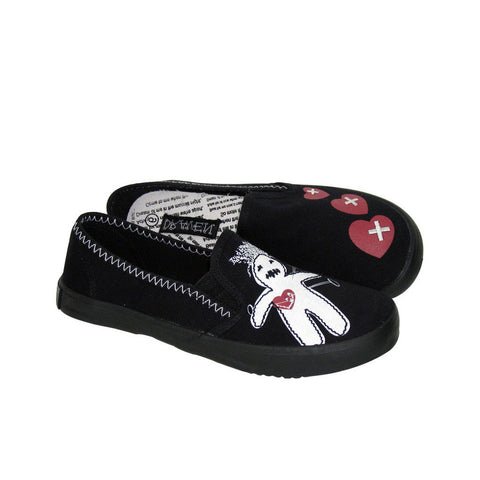 Voodoo Round toe Slip on