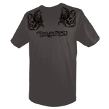 Draven Men's Double Skull T-Shirt