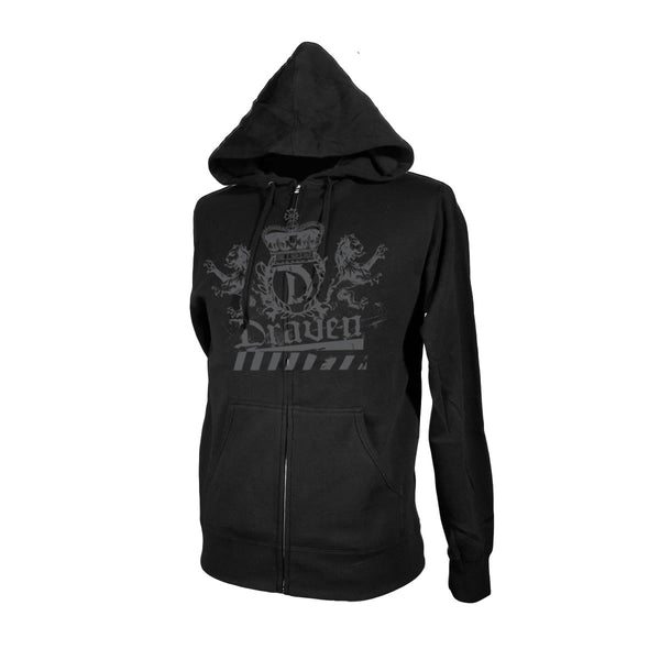 Lion Crest Zip Up Hoody