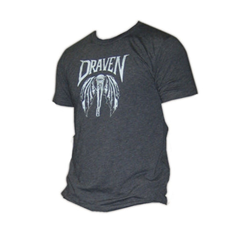Draven Men's Winged Microphone T-Shirt