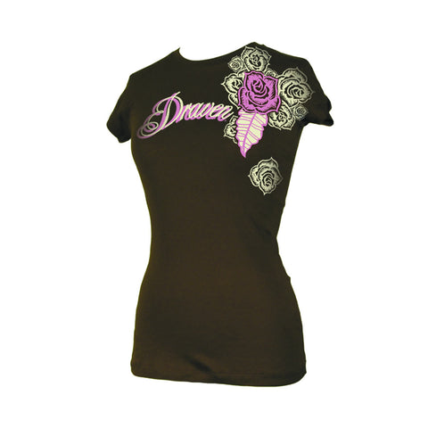 Draven Girls Bouquet T-Shirt