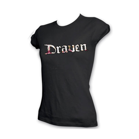 Draven Girls Floral T-Shirt