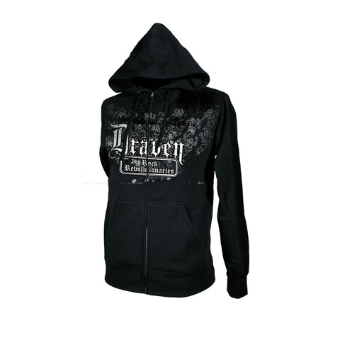 Draven Men's Revolutionaries Zip Up Hoodie