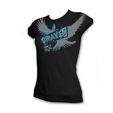 Draven Girls Bird Of Prey T-Shirt