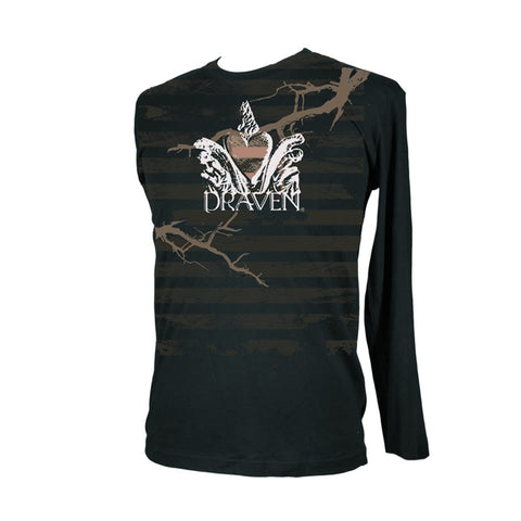 Draven Men's Embrace Long Sleeve T-Shirt