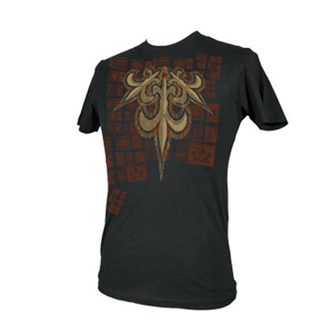 Draven Men's Rupture T-Shirt-Blk