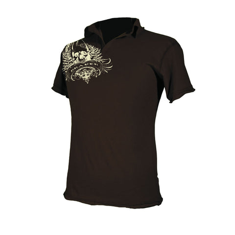 Draven Men's Bone Crusher Polo T-Shirt
