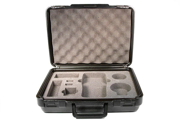 forge hard plastic carrying case with foam f4 tech. Black Bedroom Furniture Sets. Home Design Ideas