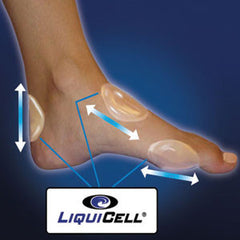 Pro Tec LiquiCell Blister Bandages