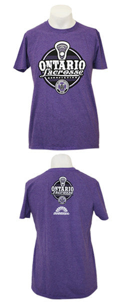Ontario Lacrosse Association Short Sleeve T-Shirt