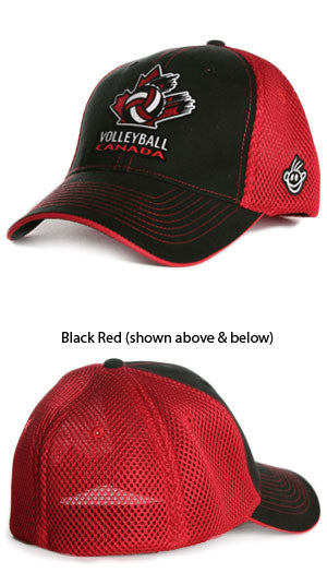 Volleyball Canada Nu-fit Hat