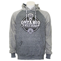 Ontario Lacrosse Association 2 Tone Adult Hoodie