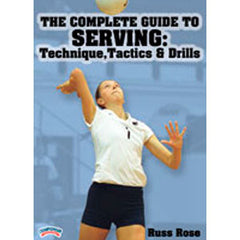 The Complete Guide To: Serving: Technique, Tactics and Drills