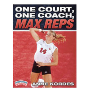 One Court, One Coach, Max Reps