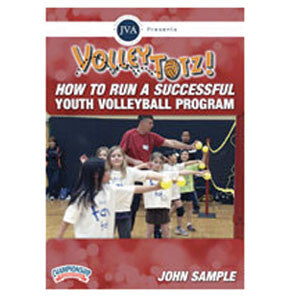 Volleytotz! How To Run A Successful Youth Volleyball Program