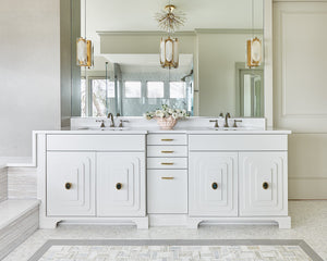 Our Top Ten Favorite Bathrooms for Spring